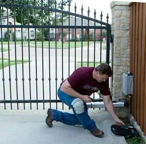 Gate Repair Wilsonville